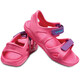 Crocs Swiftwater River Sandalen Kinderen roze